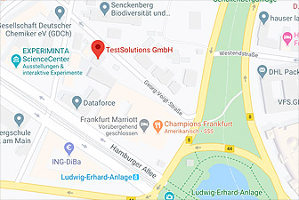 Testsolutions Frankfurt