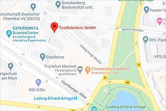 Testsolutions Frankfurt